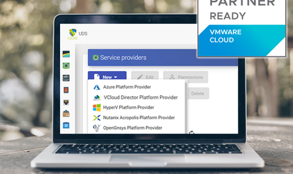 UDS Enterprise VMware Partner Ready - VMware Cloud on AWS