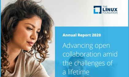 The Linux Foundation Annual Report 2020