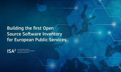 Open Source software inventory for European Public Services