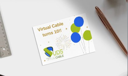 Virtual Cable turns 10