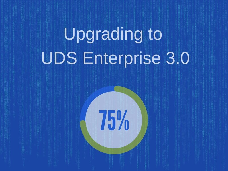 Upgrading to UDS Enterprise 3.0
